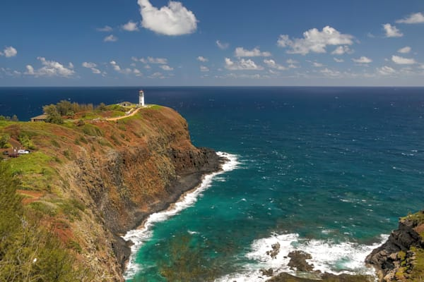 Lighthouse at Kilauea Point, Kauai, HI