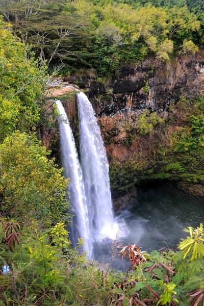 Kilauea Falls,Kauai, HI