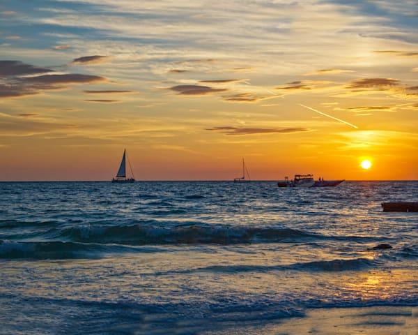 Perfect Sunset Photography Art | It's Your World - Enjoy!