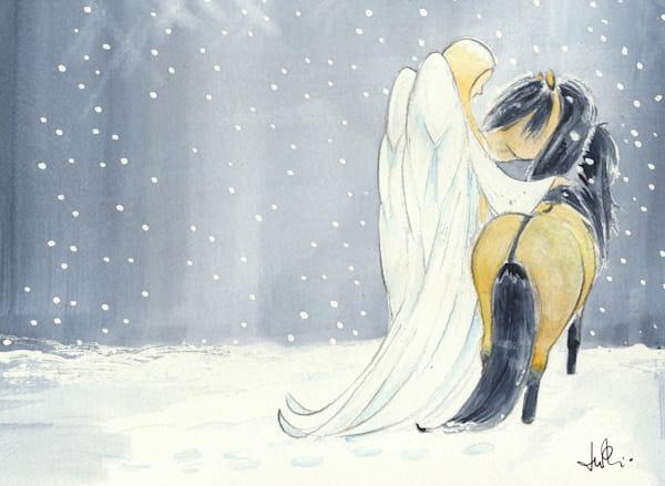 Sleipnir Angel Art | Turi