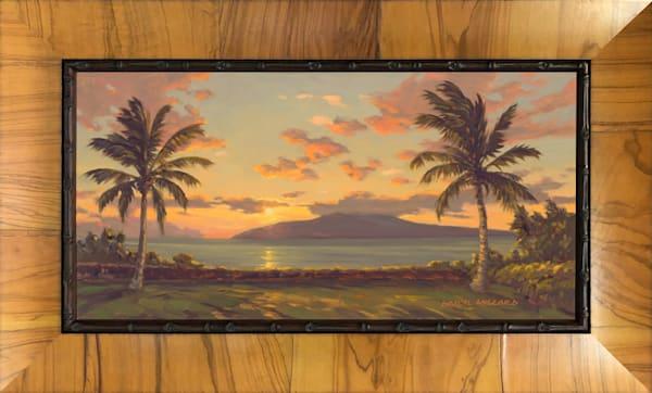 Launiupoko Sunset by Daryl Millard In Stock