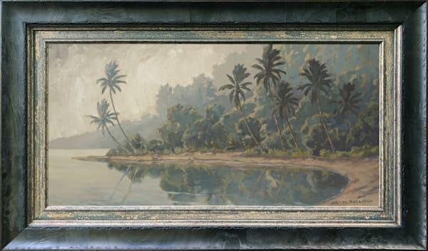 Magical Maui In Stock Framed
