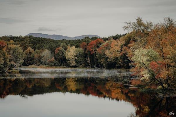 Autumn Mirror Art | TG Photo