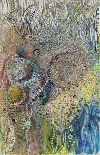 Underwater Inspired Art   Artist Rachel Goldsmith, LLC