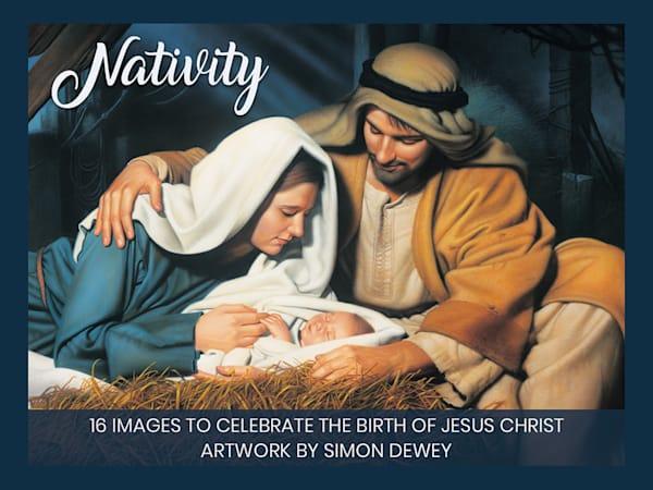 Nativity   Minicard Pack   Cornerstone Art