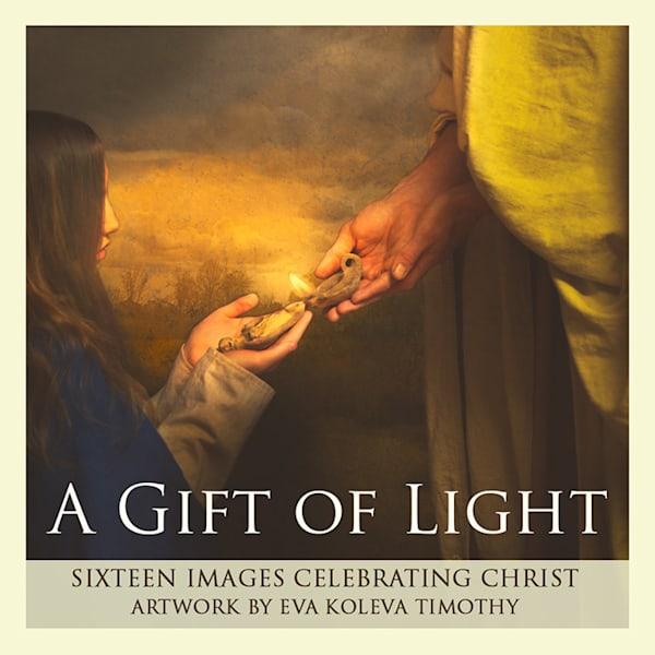 A Gift Of Light   Minicard Pack   Cornerstone Art