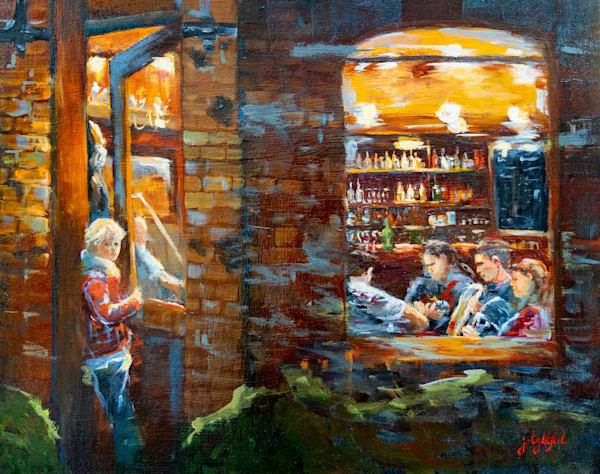 The Band Played On Art | Jamie Lightfoot, Artist