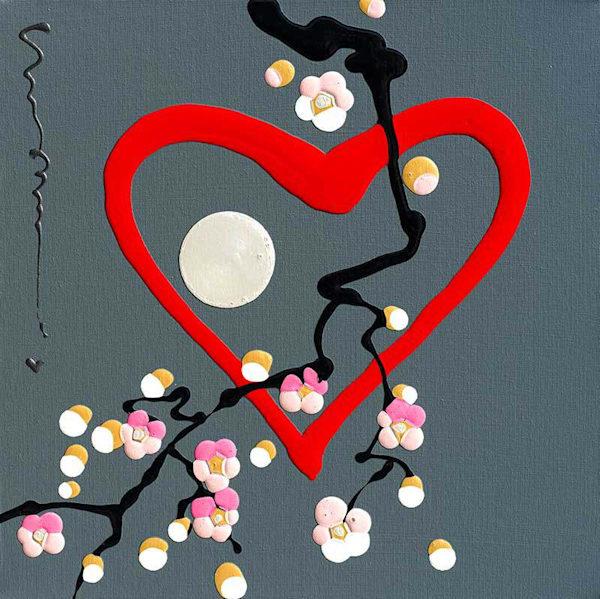 "Simon Bull Available Original Painting - ""Spring Fever"""