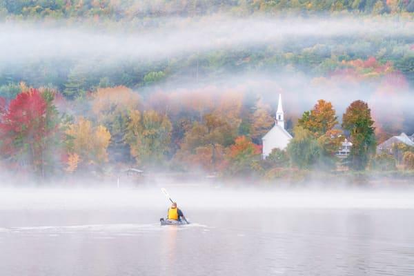 Autumn Paddle | Shop Photography by Rick Berk