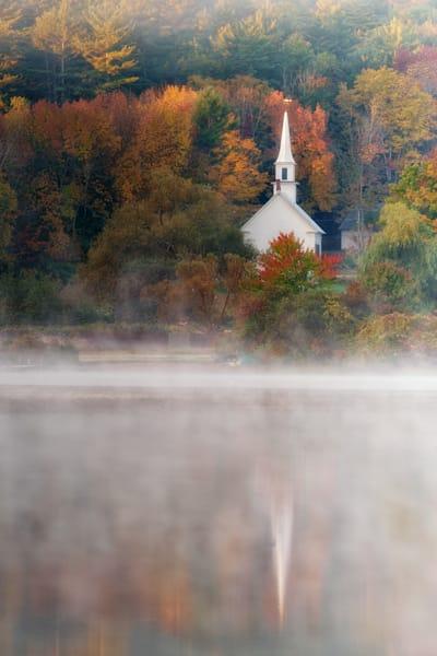 The Little White Church | Shop Photography by Rick Berk