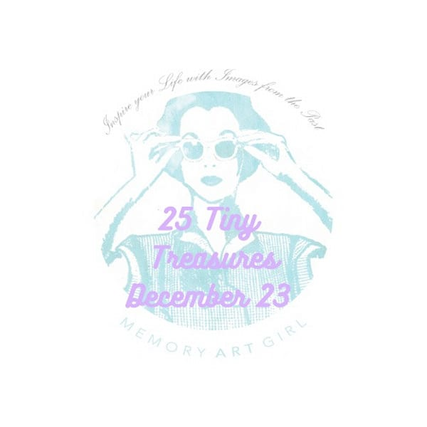 December 23   memoryartgirl