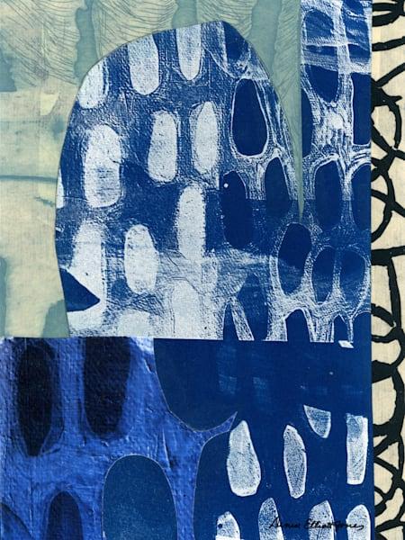 Blue Abstract Wall Art Shop Fine Art Now.