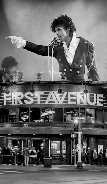 First Avenue 4 Prince   Phone Case He Art Photography Art | William Drew Photography