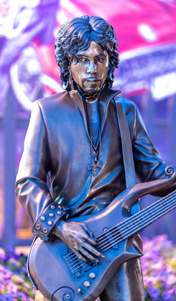 Prince Statue   Phone Case He Art Photography Art | William Drew Photography