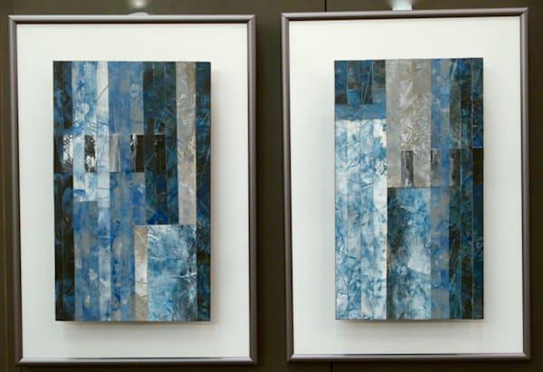 Puzzle Series 9, 10  (Originals) Art | Laurie Fields Studio