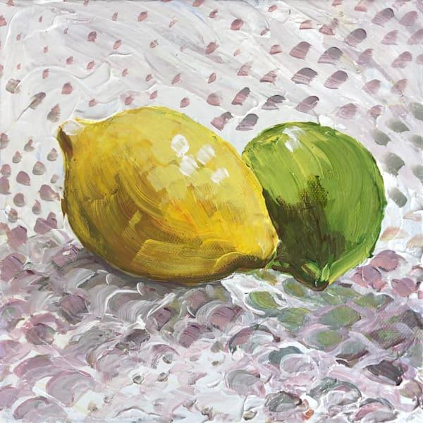 Lemon & Lime Art | Sophie Dare Designs