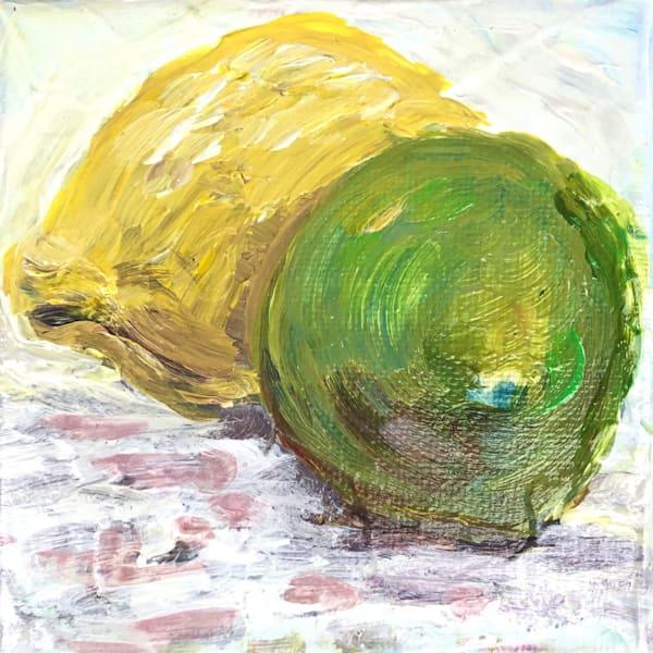 Lime & Lemon Art | Sophie Dare Designs