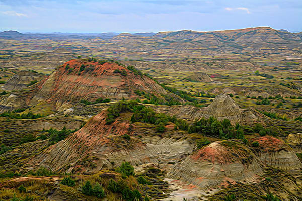 Painted Valley View Nr4