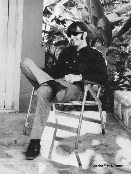 Ringo Starr At Young Island, 1966 Art | Randy Johnson Art and Photography