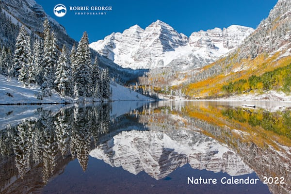 Nature Calendar 2022   Robbie George Photography