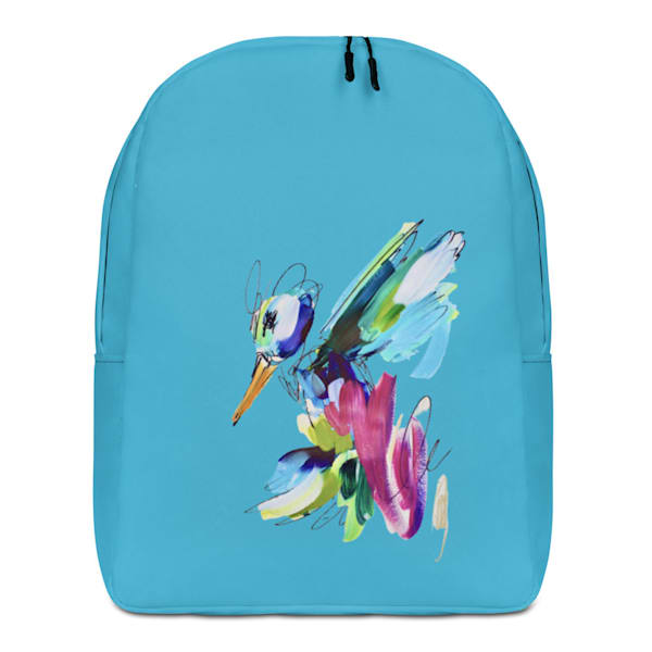 Hummingbird Backpack | ashalmonte