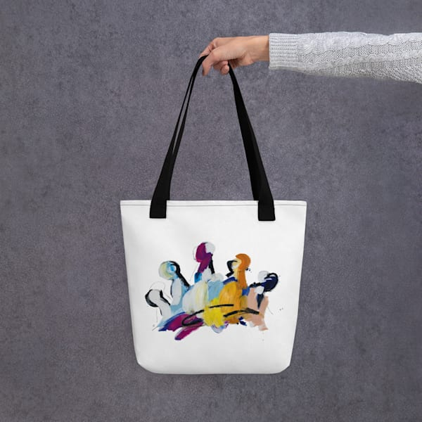 Crown Tote Bag | ashalmonte