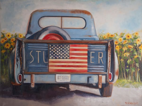 Made In America Art | Wendy Marquis Art
