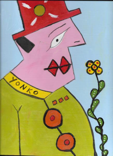Mister. Yonko Art | Yonko Kuchera