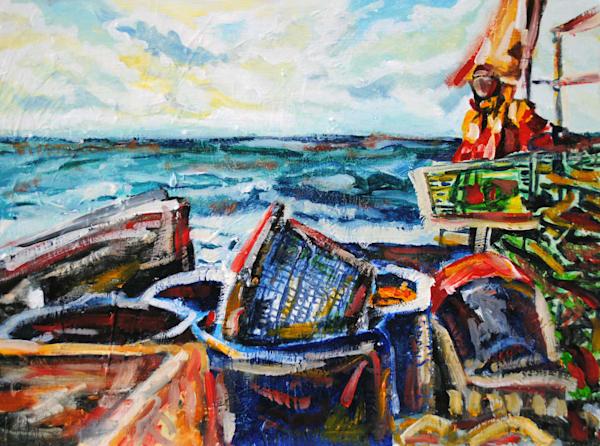 Atlantic fishing, lobsterman, lobster, fishing, open ocean, bait, fish, Maine, Portland, adventure