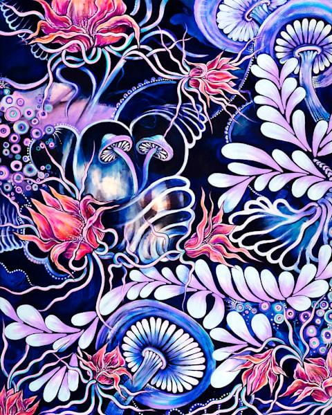 Symbiosis Art   Hava Gurevich Art