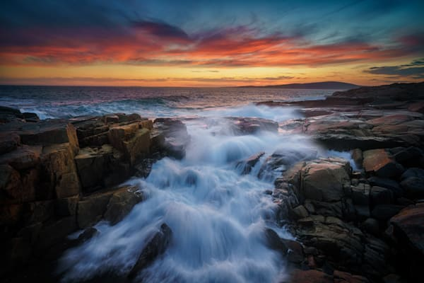 Rising Tide at Schoodic Point | Shop Photography by Rick Berk