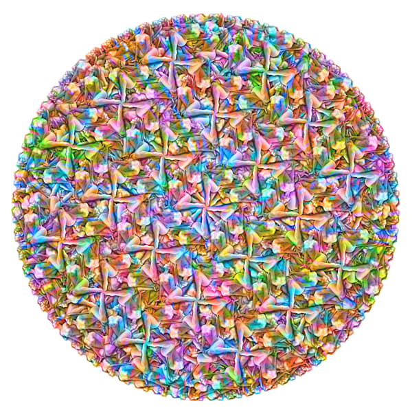 Saturday Morning Color Art | geometricphotographica