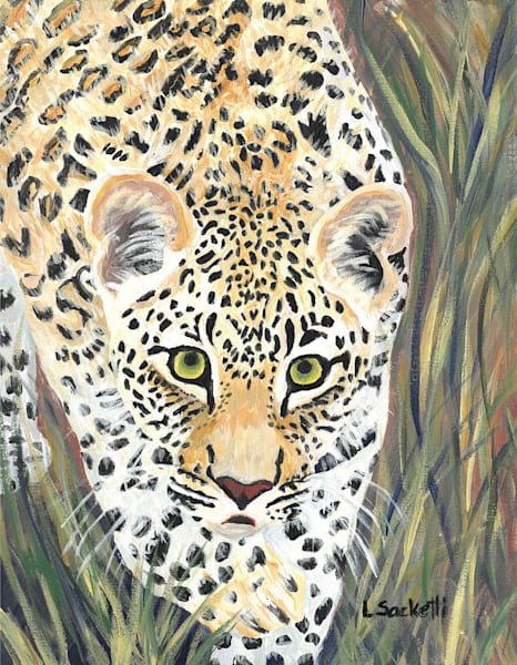 """Limited Edition """"Here's Looking At You"""" Art 