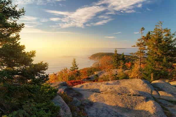 Gorham Mountain Autumn | Shop Photography by Rick Berk