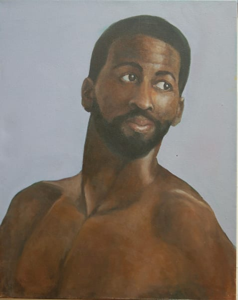 Black Model Art | michaelwilson