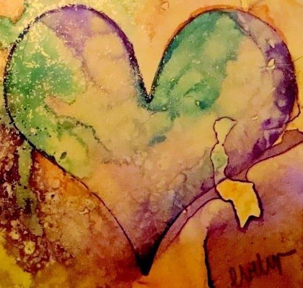 Love Flows  Art | The HeArt Painter