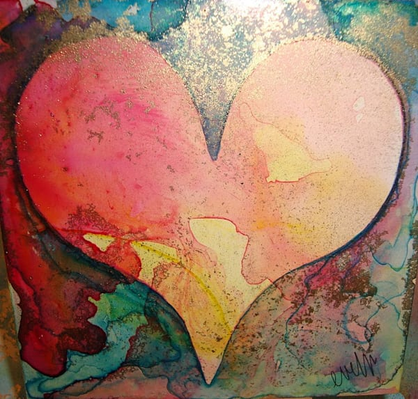 My How You Sparkle Art | The HeArt Painter
