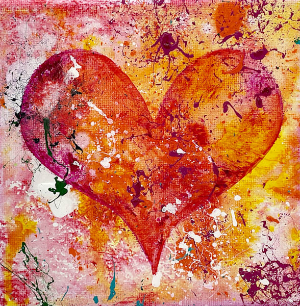 Flow With Me Art | The HeArt Painter