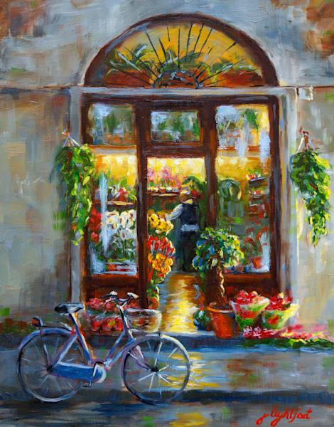 Flower Shop Gifts Art | Jamie Lightfoot, Artist
