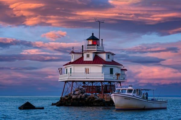 Lighthouses and Nautical