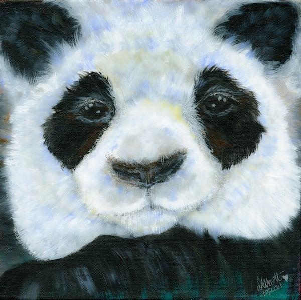 Panda 450 Art   lisaabbott.art