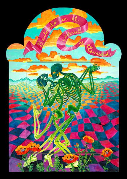 Bailando En El Umbral De Eternidad Art | Fine Art New Mexico