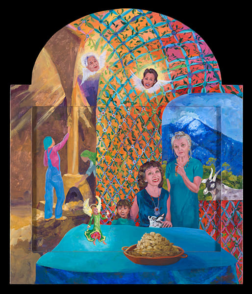 Cholesterol Angel Art | Fine Art New Mexico