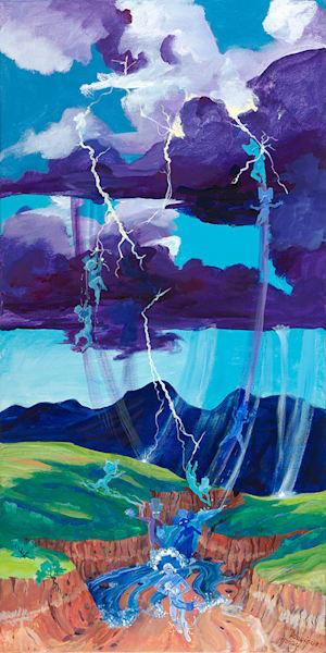 Tlaloki Art | Fine Art New Mexico