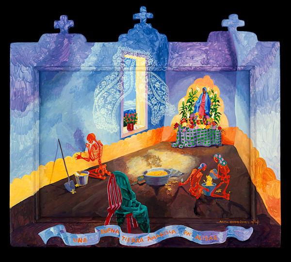 Una Buena Tiera Amarilla Art | Fine Art New Mexico