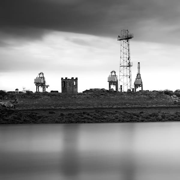 Port Talbot Steelworks Art | Roy Fraser Photographer
