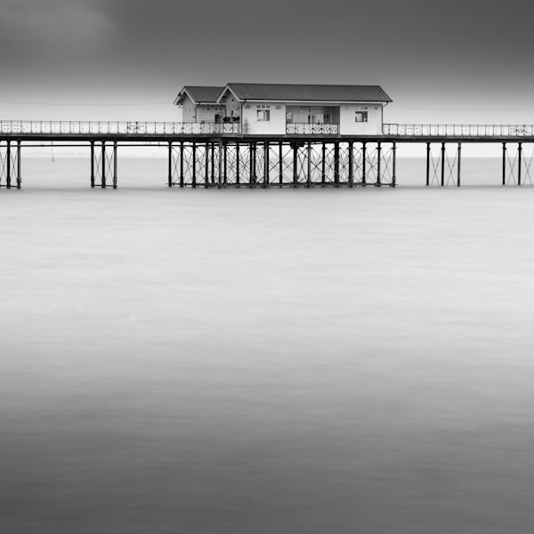 Penarth Pier Study1 Art | Roy Fraser Photographer