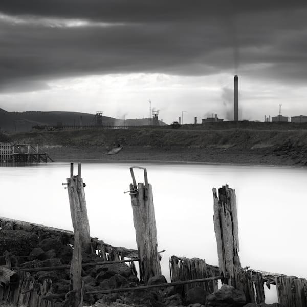 Port Talbot Steelworks Study3 Art | Roy Fraser Photographer