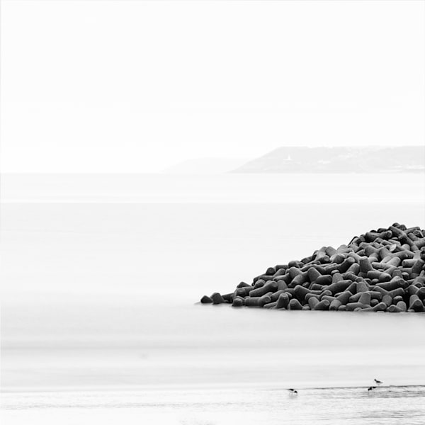 Aberavon Beach Art | Roy Fraser Photographer