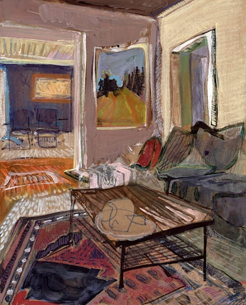 .Sarah's Home In South Carolina No. 02 | Erika Stearly, American Artist